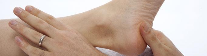 Riflessologia del piede e della mano