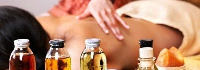 Massaggio Aromaterapico